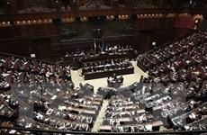 """Italy: Dự thảo ngân sách sửa đổi đối mặt """"cửa ải"""" Hạ viện"""
