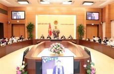 Nghị quyết điều chỉnh Chương trình xây dựng luật, pháp lệnh năm 2019