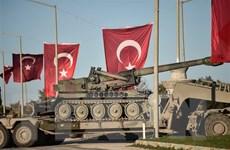 Nga, Thổ Nhĩ Kỳ nhất trí hợp tác về vấn đề Syria sau khi Mỹ rút quân