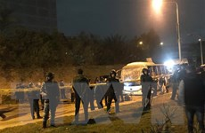 Sau vụ đánh bom, Ai Cập khẳng định quyết tâm chống khủng bố