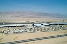 Israel chuẩn bị khánh thành sân bay quốc tế mới gần Biển Đỏ
