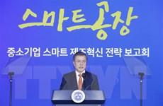 KBS: Tỷ lệ ủng hộ Tổng thống Hàn Quốc Moon Jae-in tiếp tục giảm
