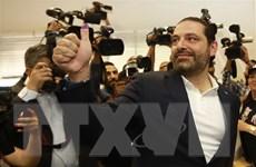 Thủ tướng Liban Saad Hariri cảnh báo cần sớm thành lập chính phủ