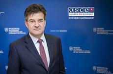 Chủ tịch luân phiên OSCE Slovakia ưu tiên ngăn ngừa xung đột