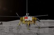 Tàu thăm dò Trung Quốc hạ cánh mềm xuống mặt tối của Mặt Trăng