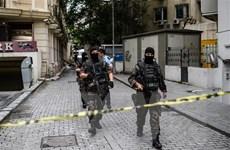 Cảnh sát Thổ Nhĩ Kỳ mở chiến dịch, bắt giữ nhiều nghi can IS