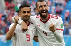 Đội tuyển Iran mang nhuệ khí từ World Cup 2018 đến Asian Cup 2019