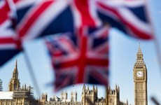 Hoạt động kinh tế của Anh trầm lắng trước thời điểm Brexit