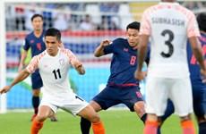 Asian Cup 2019: HLV Thái Lan thừa nhận Ấn Độ thắng xứng đáng