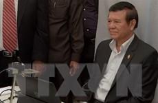 Tòa án Campuchia bác đơn đề nghị hủy truy tố đối với thủ lĩnh đối lập