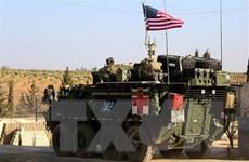 Mỹ rút quân khỏi Syria khi sự phòng thủ của đồng minh được đảm bảo