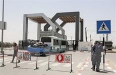Cửa khẩu Rafah giữa Dải Gaza và Ai Cập bị đóng một chiều