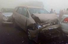 Đâm xe liên hoàn tại Chile làm ít nhất 9 người thiệt mạng
