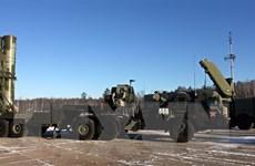 Trung Quốc đã hoàn tất thử nghiệm hệ thống S-400 của Nga