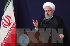 Iran tuyên bố sớm đưa vệ tinh lên quỹ đạo bằng tên lửa nội địa