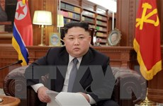 Khả năng nhà lãnh đạo Triều Tiên Kim Jong-un thăm Seoul vào tháng 5
