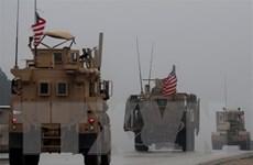 Mỹ thông báo đã bắt đầu quá trình rút quân ra khỏi Syria