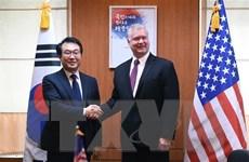 """Hàn Quốc, Mỹ tổ chức cuộc họp """"nhóm công tác"""" về Triều Tiên"""