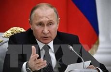 Tổng thống Nga Vladimir Putin có kế hoạch thăm Nhật Bản vào tháng Sáu