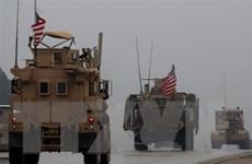 Mỹ tuyên bố sẽ không thay đổi kế hoạch rút quân khỏi Syria