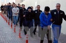 Thổ Nhĩ Kỳ bắt gần 200 người tình nghi có liên quan tới giáo sỹ Gulen