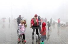 Nhiều khu vực vùng núi Lào Cai xuất hiện rét đậm, rét hại