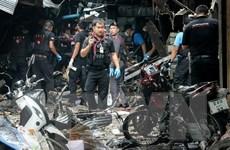 Đánh bom liên tiếp tại Thái Lan, nhiều nhân viên an ninh bị thương