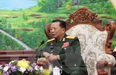 Nâng cấp hợp tác giữa hai Quân đội Việt-Lào là nhu cầu cầu tất yếu
