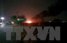 Gần 100 người thương vong trong vụ nổ đường ống nhiên liệu ở Mexico
