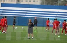 HLV Park Hang Seo khẳng định có đấu pháp hợp lý trước Jordan