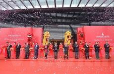 Vingroup khai trương tổ hợp TTTM và khách sạn cao nhất Đông Bắc Bộ