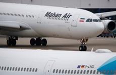 Đức trừng phạt hãng hàng không lớn thứ 2 Iran Mahan Air