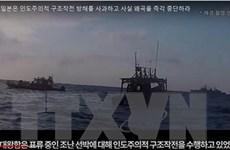 """Nhật Bản kết luận cáo buộc của Hàn Quốc về sự cố radar là """"phi lý"""""""