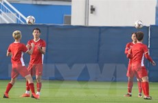 Báo Nhật đánh giá cao đội tuyển Việt Nam trước trận tứ kết Asian Cup