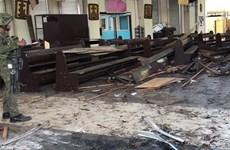 Tổ chức IS nhận đứng sau vụ đánh bom nhà thờ Philippines
