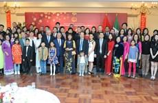 Cộng đồng người Việt tại Mexico vui đón Xuân Kỷ Hợi 2019