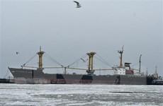 Đan Mạch kêu gọi EU trừng phạt Nga liên quan tới sự cố trên biển Azov