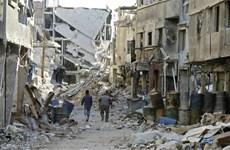 Nhiều người thiệt mạng trong cuộc không kích do Mỹ dẫn đầu tại Syria
