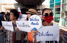 Chưa biết đến bao giờ Thái Lan mới 'sóng yên biển lặng'?