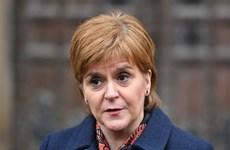 Brexit: Thủ hiến Scotland Nicola Sturgeon kêu gọi trưng cầu ý dân lại