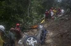 Lở đất ở Bolivia: Tìm thấy 11 thi thể trong xe ôtô bị chôn vùi