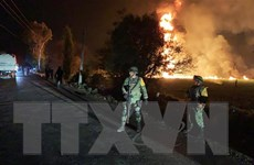 Nổ đường ống dẫn nhiên liệu Mexico: Đã có 125 người thiệt mạng