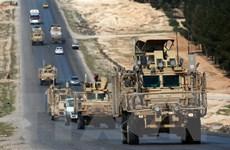 Thổ Nhĩ Kỳ-Nga đạt thỏa thuận về lộ trình tại Manbij của Syria