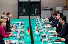 Thông điệp quan trọng trong quan hệ Đức-Nhật: Hợp tác thay vì đối đầu
