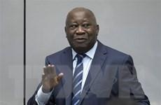 Cựu Tổng thống Côte d'Ivoire Gbagbo được ICC phóng thích tạm thời
