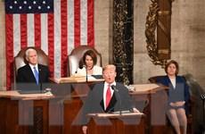 Thông điệp của Tổng thống Trump giữa lúc chính trường Mỹ chia rẽ