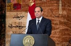 Ai Cập lần đầu tiên đảm nhiệm cương vị Chủ tịch Liên minh châu Phi