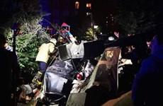 Thổ Nhĩ Kỳ: Rơi trực thăng quân sự làm 4 người thiệt mạng