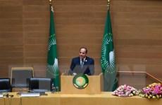 Chủ tịch AU sẽ giải quyết tình trạng tha hương của người châu Phi
