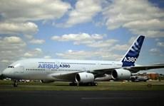 Airbus chính thức thông báo ngừng sản xuất máy bay A380